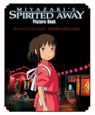 Spirited Away Picture Book: Picture Book Cover Image