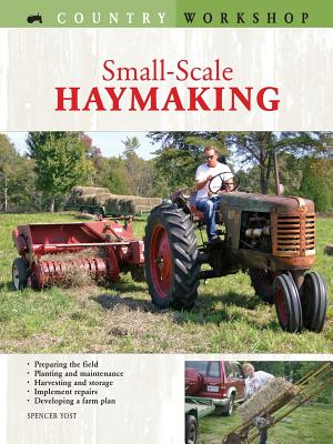 Small-Scale Haymaking (Country Workshop) Cover Image
