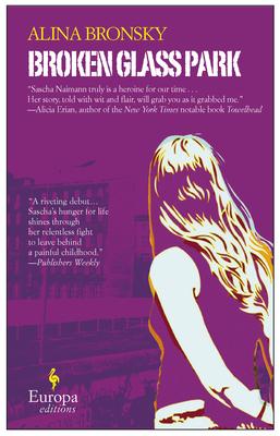 Broken Glass Park: A Novel Cover Image