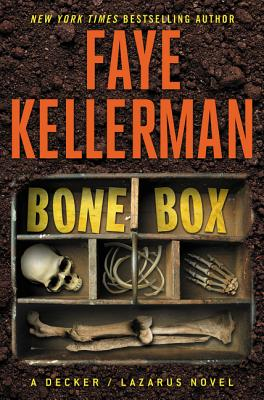 Bone Box: A Decker/Lazarus Novel (Decker/Lazarus Novels #24) Cover Image