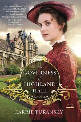 The Governess of Highland Hall (Edwardian Brides) Cover Image