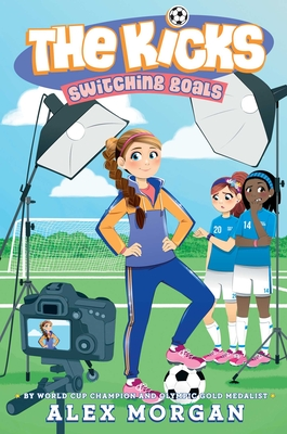 Switching Goals (The Kicks) Cover Image