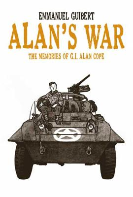 Alan's War Cover