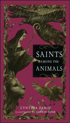 Saints Among the Animals Cover Image