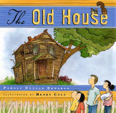 The Old House Cover