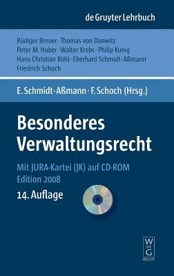 Besonderes Verwaltungsrecht (de Gruyter Lehrbuch) Cover Image