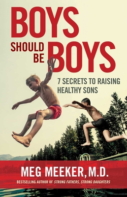 Cover for Boys Should Be Boys