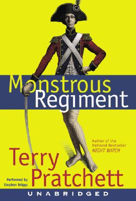 Monstrous Regiment (Discworld #31) Cover Image