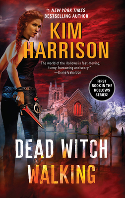 Dead Witch Walking (Hollows #1) Cover Image