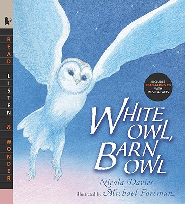 White Owl, Barn Owl [With CD (Audio)] Cover