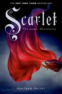 Scarlet (The Lunar Chronicles #2) Cover Image