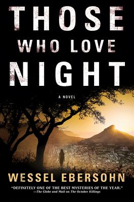 Those Who Love Night Cover