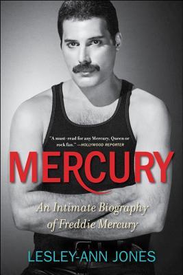 Mercury: An Intimate Biography of Freddie Mercury Cover Image