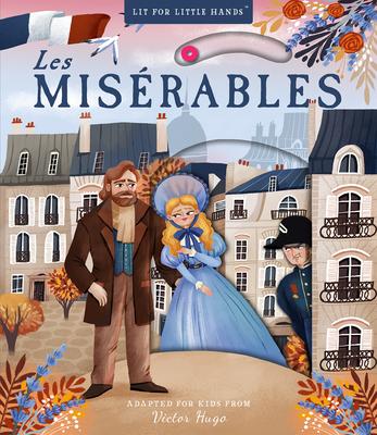 Lit for Little Hands: Les Misérables Cover Image