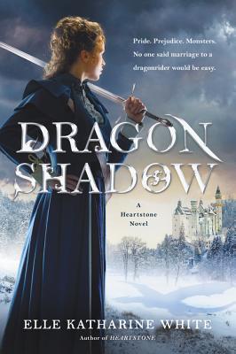 Dragonshadow: A Heartstone Novel (Heartstone Series #2) Cover Image