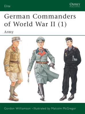 German Commanders of World War II (1) Cover