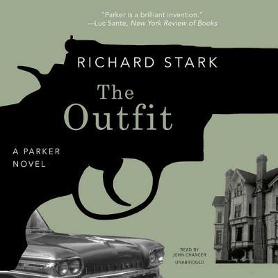 The Outfit Lib/E (Parker Novels #3) Cover Image