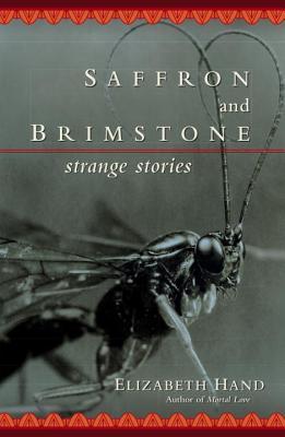 Saffron and Brimstone: Strange Stories Cover Image