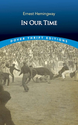 Cover for In Our Time (Dover Thrift Editions)