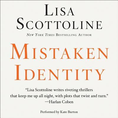 Mistaken Identity (Rosato and Associates #4) Cover Image