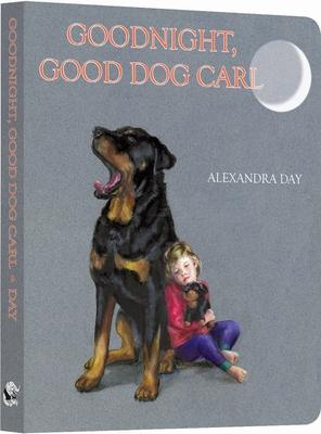 Goodnight, Good Dog Carl Cover Image