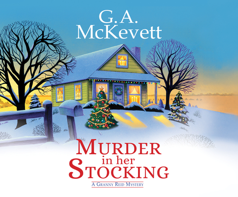 Murder in Her Stocking Cover Image
