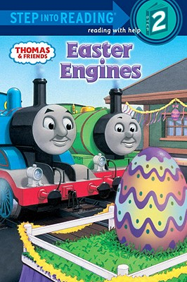Easter Engines (Thomas & Friends) Cover