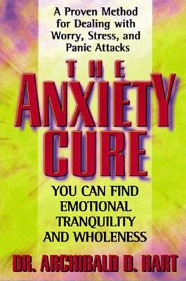 The Anxiety Cure Cover Image