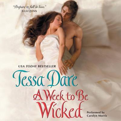 A Week to Be Wicked Cover Image