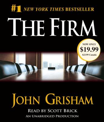 The Firm: A Novel Cover Image