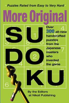 More Original Sudoku Cover Image