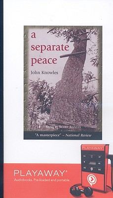 A Separate Peace [With Headphones] Cover Image