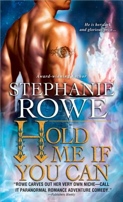 Cover for Hold Me If You Can