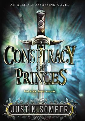 Cover for A Conspiracy of Princes (Allies & Assassins #2)
