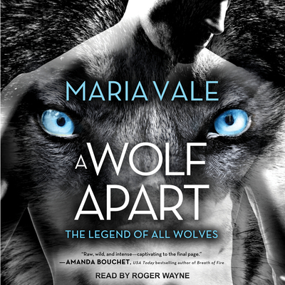 A Wolf Apart (Legend of All Wolves #2) Cover Image