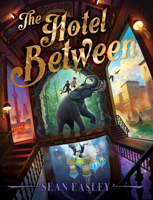 The Hotel Between Cover Image