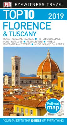 DK Eyewitness Top 10 Florence and Tuscany (Pocket Travel Guide) Cover Image