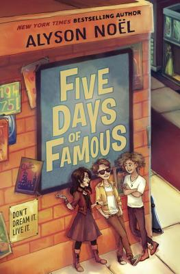 Cover for Five Days of Famous