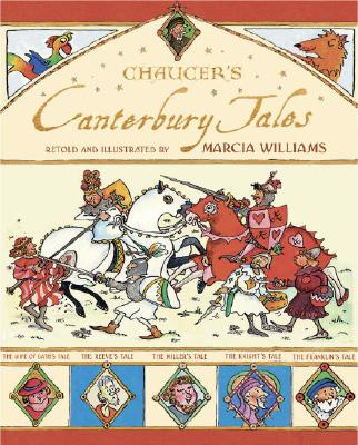 Chaucer's Canterbury Tales Cover
