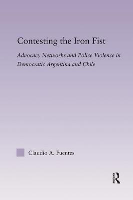 Cover for Contesting the Iron Fist
