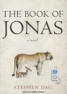 The Book of Jonas Cover