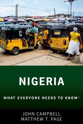 Nigeria: What Everyone Needs to Know Cover Image