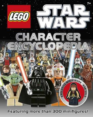 Lego Star Wars Character Encyclopedia [With Lego Han Solo Minifigure] Cover
