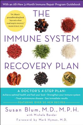 The Immune System Recovery Plan Cover