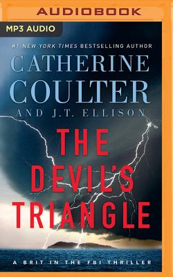 Cover for The Devil's Triangle (Brit in the FBI Novels #4)