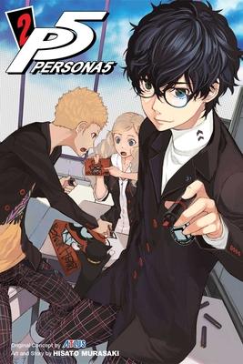 Persona 5, Vol. 2  Cover Image