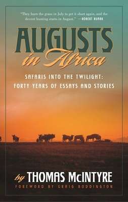 Augusts in Africa Cover