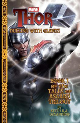 Marvel Thor Cover