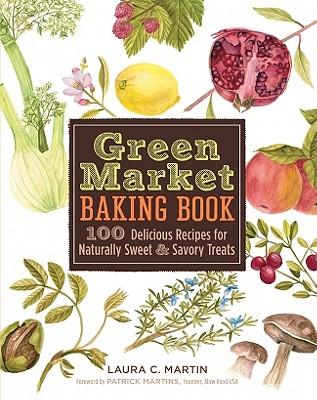 Green Market Baking Book Cover