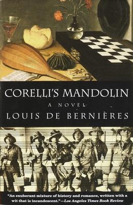 Corelli's Mandolin: A Novel (Vintage International) Cover Image